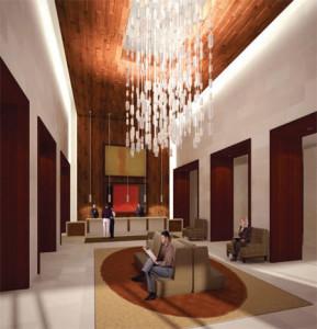 hotel lobby carpet